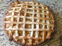 美國傳統蘋果派♥!!!