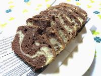 大理石花紋磅蛋糕 マーブルパウンドケーキ