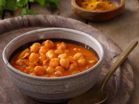 印度雞豆素食咖哩