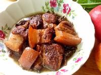 蘿蔔葉乾滷肉(古早味)