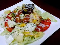 生菜堅果沙拉