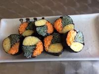 三色卷壽司