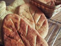香草脆麵包