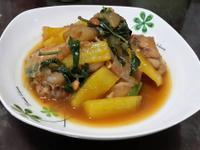 鳳梨豆瓣雞