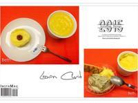檸檬雞蛋奶油醬(Lemon Curd)