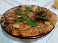 假日早午餐: 西班牙馬鈴薯烘蛋
