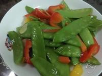 清炒阿里山荷蘭豆