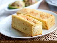 好簡單脆皮心軟大蒜麵包條—土司大變身