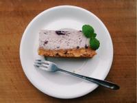 酸酸甜甜,藍莓乳酪蛋糕