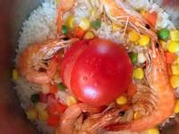 整顆番茄飯-海鮮