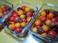 雙色梅漬番茄