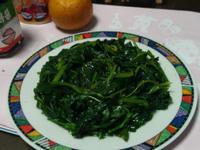 山芹菜拌炸醬『維力炸醬』