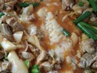 『家常料理』簡單又好吃的辣炒起司年糕雞排