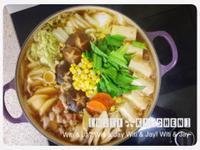 LC豬肉蔬菜壽喜燒