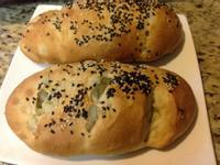 105T 麵包機-地瓜芝麻麵包❤!!!