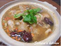 ♥我的手作料理♥ 胡椒豬肚雞湯