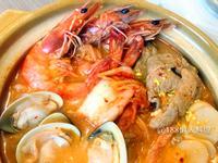 泡菜海鮮鍋 @188懶人料理