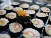 鮭魚壽司捲