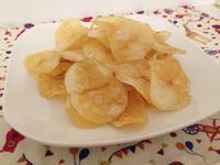 外婆的炸馬鈴薯片