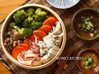 (超低卡+零失敗) 海鮮蒸菜