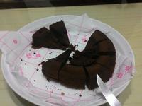 巧克力蛋糕(無油無砂糖版)