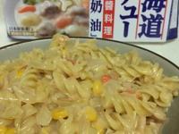 玉米鮪魚通心粉