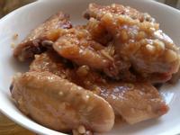 電飯煲 蒜蓉 雞翼