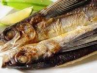 【厚生廚房】油煎飛魚一夜干