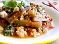 魚香菜脯茄子