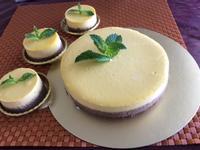 南瓜酸奶乳酪蛋糕