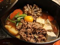牛肉壽喜燒【大古鐵器-健康好鍋】