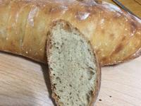 酒釀酵母液種全麥麵包