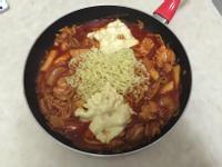 韓式-春川辣炒雞