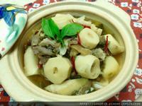 梅干菜桂竹筍