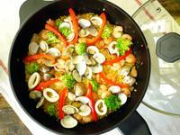 豪華咖哩海鮮飯『大古健康好鍋』