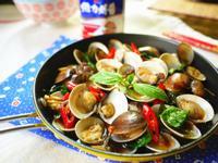 鮮炒蛤蜊【十分鐘快速上菜】『維力炸醬』