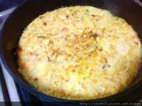 鮭魚馬鈴薯烘蛋