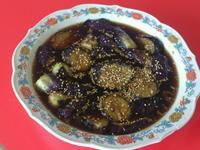 夏日解暑簡單料理-日式茄子(素食)