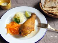 印度坦都里烤雞【健康煮易】