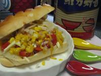 雞肉漢堡『維力炸醬』