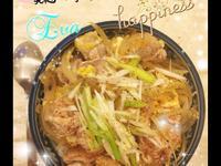 Eva♥料理◈雞肉親子丼