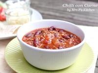 墨西哥蕃茄辣肉醬