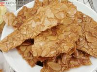 【樂客來】最愛法式甜點~杏仁瓦片
