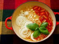 超簡單一鍋到底番茄義大利麵
