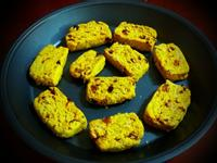 薑黃養生燕麥餅
