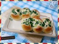 台式麵包-藏阿胖(蔥花麵包)