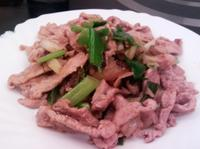 5分鐘上桌-蔥蔥豬柳(蔥、洋蔥、梅花肉)