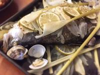 大茴香鮮味檸檬鱸魚