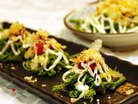 涼拌龍鬚菜沙拉
