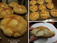 湯種菠蘿麵包